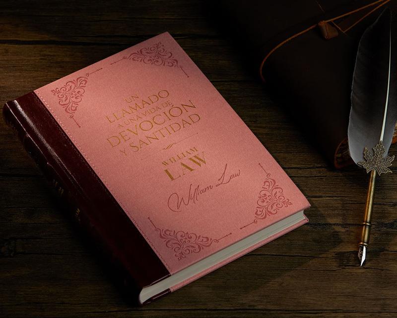 Un serio llamado a una vida de devoción y santidad. William Law.